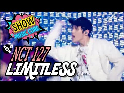 [HOT] NCT 127 - LIMITLESS, 엔시티127 - 無限的我(무한적아) Show Music core 20170114