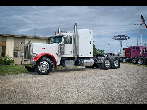 Used 2015 Peterbilt 389 Sleeper Truck For Sale | Truck Market LLC