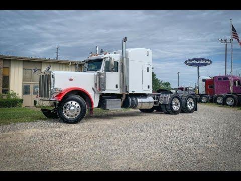 Used 2015 Peterbilt 389 Sleeper Truck For Sale | Truck Market LLC