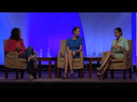 Soledad O'Brien panel - BlogHer 2012 (Edited) - YouTube
