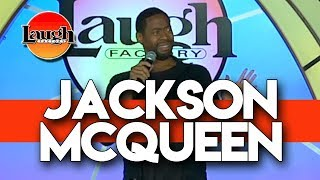 Jackson McQueen | Bad Marriage PR | Laugh Factory Las Vegas Stand Up Comedy