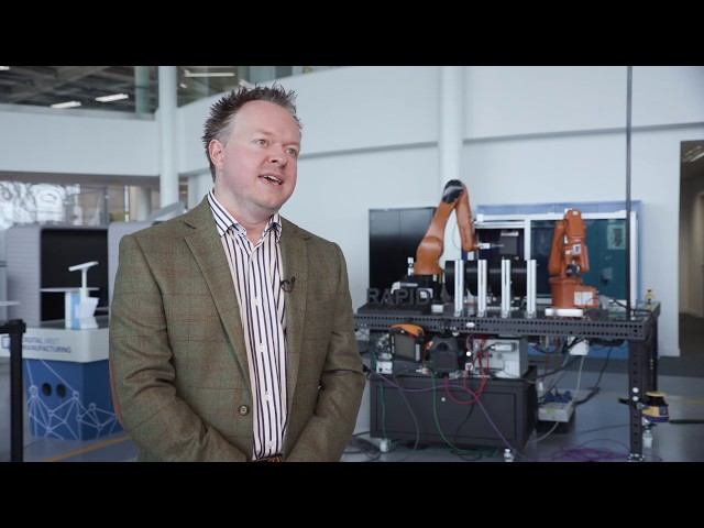 Manufacturing Robotics at Sheffield