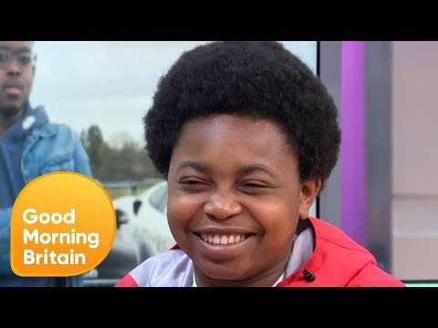 Ben and Ranvir Taste Test Burgers With The Chicken Connoisseur | Good Morning Britain
