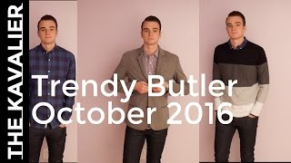 Trendy Butler October 2016 Unboxing and Review