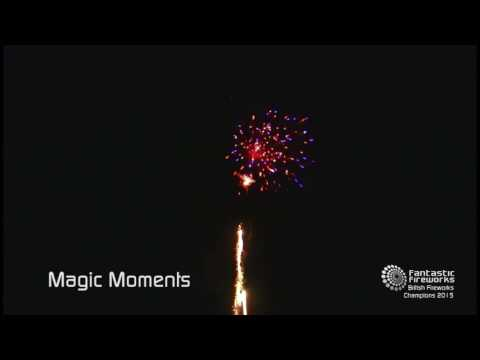 Fantastic Fireworks Magic Moments - 25 shot firework