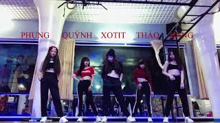 THEY SAID | BINZ & TOULIVER | XOTIT Choreography | TEAM XOTIT
