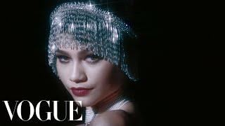 Zendaya Does 100 Years of Beauty | Vogue