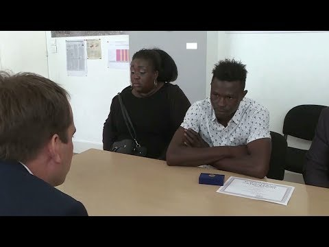 Real-life Spiderman wins French citizenship, govt. job