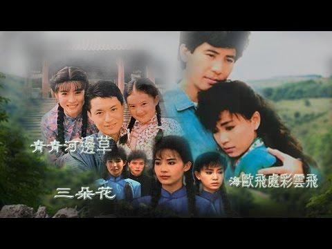 高勝美連串曲六(八點檔電視劇)啞妻/青青河邊草/三朵花/海鷗飛處彩雲飛