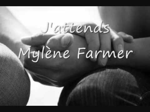 J'attends (Mylène Farmer).wmv