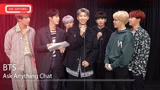BTS Tell Us Where They Go To Get Peace & Quiet