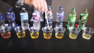 V3 Water pH test