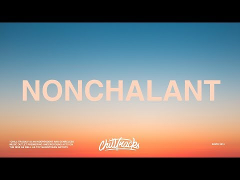 6LACK - Nonchalant (Lyrics)