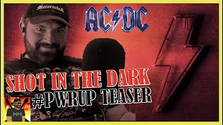 I HAVE NO WORDS!! | AC/DC (#PWRUP Teaser 1) | REACTION
