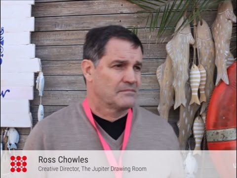 Ross Chowles, Creative Director, The Jupiter Drawing Room - Loeries 2015