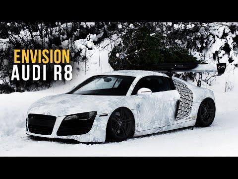 Merry Driftmas   Envision Audi R8