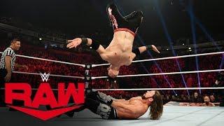 Randy Orton, Ricochet & Humberto Carrillo vs. The O.C.: Raw, Nov. 11, 2019
