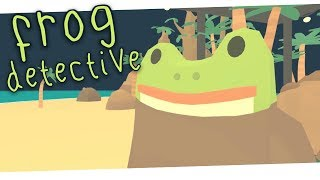 ALL OF TOM'S VOICES | FROG DETECTIVE