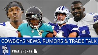 Jalen Ramsey Trade Rumors, Dez Bryant Return & Taco Charlton To Dolphins | Cowboys Rumors & News
