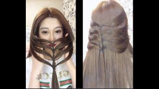Hướng Dẫn Tết Tóc Đẹp Đơn Giản Dễ Làm -Hairstyles Tutorials For Girls