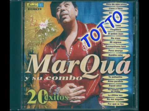 Perdoname vida mia (Cumbia) - Marqua y su combo