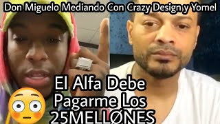 ¡SE ARM0OO! CRAZY le dice a Don Miguelo que