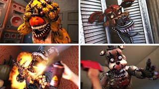 [SFM FNAF] FNaF 4 Counter Jumpscares