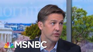 Senator Benjamin E. Sasse Takes On Tribalism And Loneliness In Book   Morning Joe   MSNBC