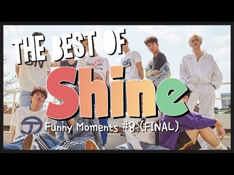 PENTAGON: The Best of Shine | Funny moments #8