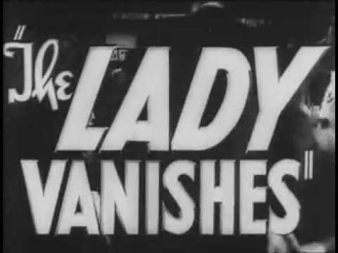 The Lady Vanishes'