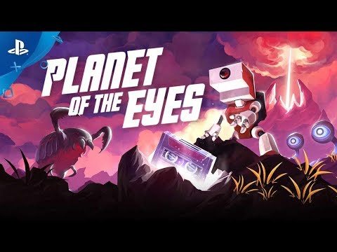 Planet of the Eyes Trailer