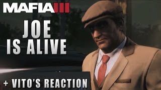 MAFIA 3 - WHAT REALLY HAPPENED TO JOE! (#MAFIA 3 GAMEPLAY)