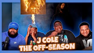 J. Cole - The Off Season Album (Reaction)