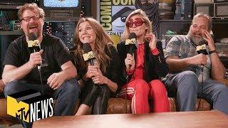 'Rick & Morty' Cast Teases New Season w/ a Kanye West Episode  | MTV News