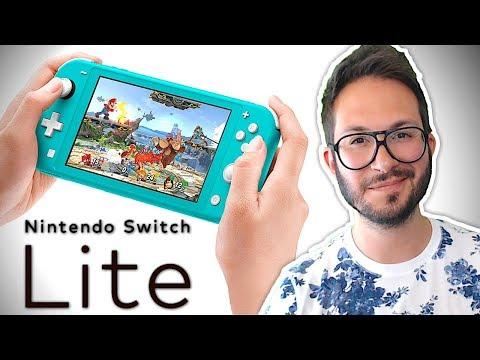 Nintendo Switch Lite : une PS Vita 2, plus qu'une vraie Switch !