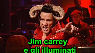 Jim Carrey anti illuminati