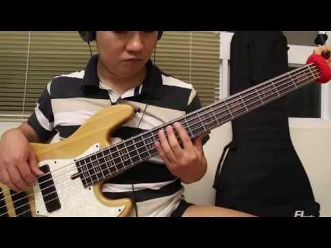 讚美之泉 這裡有榮耀 Bass Cover by Billy Wang