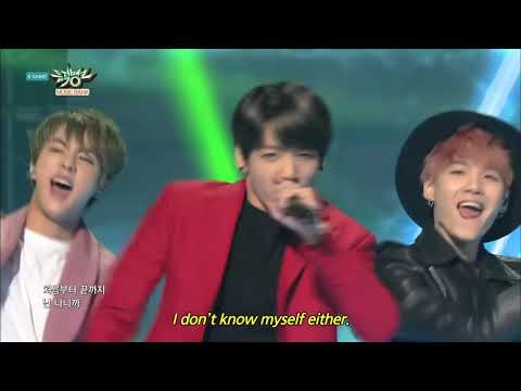 BTS (방탄소년단) - Boyz with Fun (흥탄소년단) / I Need U [Music Bank COMEBACK / 2015.05.01]