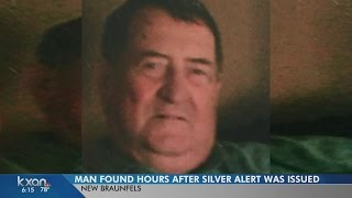 Woman finds out what goes into Silver Alert after husband went missing
