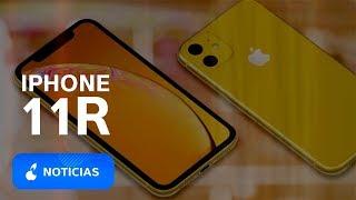 iPhone 11R, diseño y características