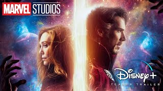 DOCTOR STRANGE IN THE MULTIVERSE OF MADNESS Trailer #1 HD | Benedict Cumberbatch, Tom Holland