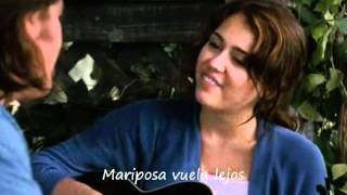 Miley Cyrus & Billy Ray Cyrus - Butterfly Fly Away (Traducida al Español)