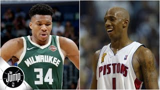 Blueprint to beat the Bucks: Go '2004 Pistons on them' - Amin Elhassan | The Jump