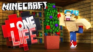 CHRISTMAS DECORATIONS! | One Life SMP #53