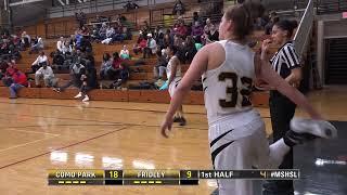 High School Girls Basketball: Como Park Vs. Fridley