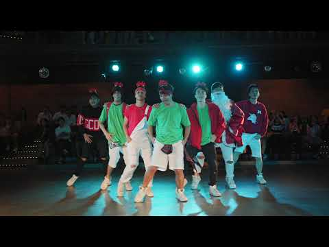 #KOFestival Intro Funk de Natal + Go Go (BTS) - cover by SAD BOYS CLUB