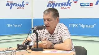 Интервью на Маяке Константин Подбельский