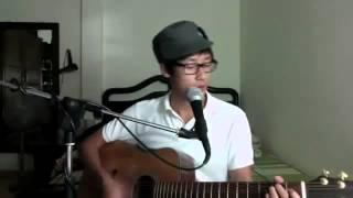 Vài lần đón đưa   Trần Lê Acoustic Cover   rocker Nguyen