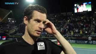 Andy Murray Post-Match Interview
