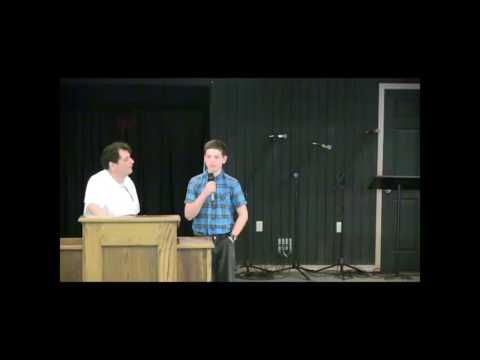 2013 LA Youth Camp Victory Testimonies from The Young People